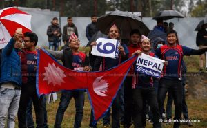 The agony and ecstasy of being Nepali cricket's '12th man'