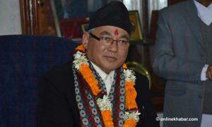 Ram Bahadur Thapa loses National Assembly membership, ministership