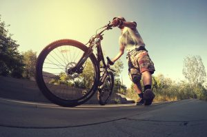 Got yourself a new bike? Eight tips to hit the trail
