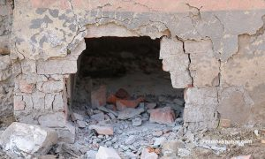 Explosion at Indian GMR's office in Surkhet