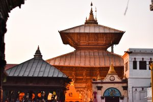 Devotees can offer money at Pashupati temple by scanning QR code