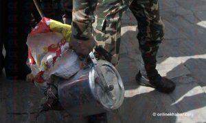 'Biplav' Maoist leader arrested with explosives in Hetaunda