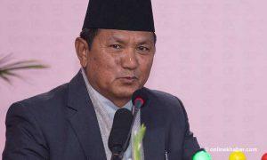 Ahead of the no-confidence vote, Gandaki CM Gurung resigns