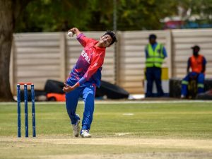 [Watch] Sandeep Lamichhane's fifer against Kenya