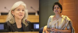 The role of women in climate science