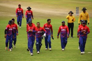 ICC World Cup Qualifiers: For Nepal, tournament now about staying in Division I