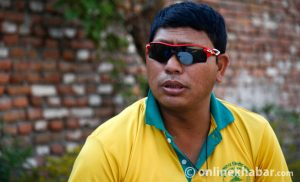 Meet Sunil Lama, the only Nepali national to play ODI cricket, ever!