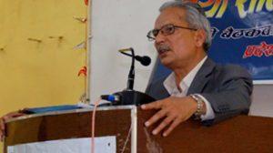 Baburam Bhattarai says little knowledge resulted in govt's failure