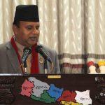 Lumbini CM resigns up  of the no-confidence vote