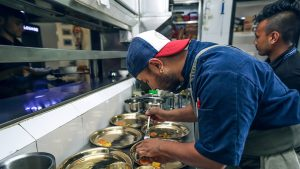 Genesis: The story of a biker who rides to discover Nepali foods