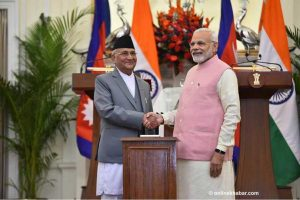 Nepal, India PMs talked over phone, but no one knows if they discussed border too