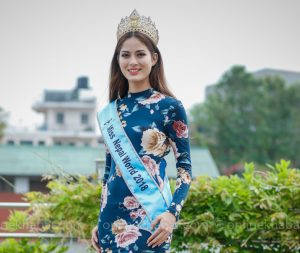 Miss Nepal World Shrinkhala Khatiwada: I dream with my eyes open