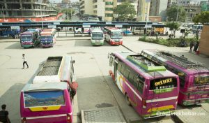 Public vehicles refusing to register as private company to be barred from roads from next week