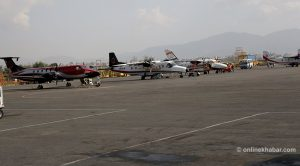 Hit hard by coronavirus threats, domestic airlines to keep many aircraft grounded