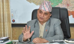 DPM Pokharel interferes in Home Ministry's jurisdiction, decides number of police officials