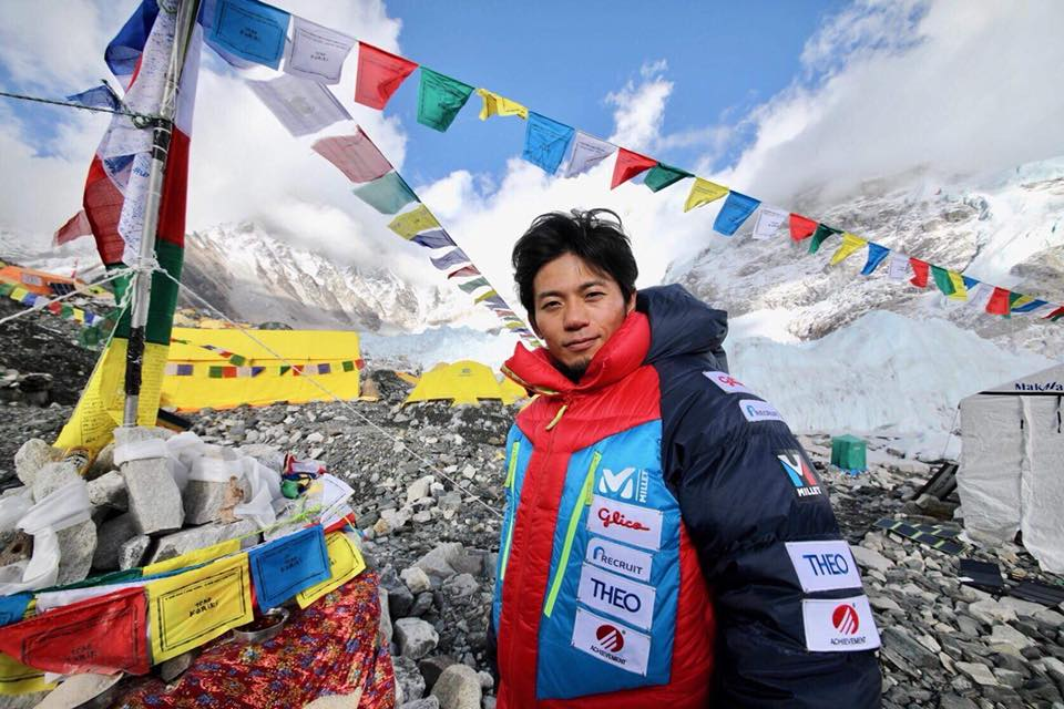 Japanese man attempting solo climb found dead on Everest