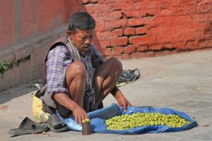 Kathmandu city launches fresh crackdown on street vendors
