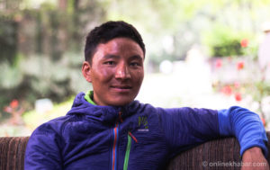 Legendary climber's Nepali protégé wants to fulfil Swiss Machine's dream