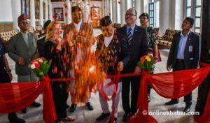 Prime Minister inaugurates Gaddi Baithak after post-quake reconstruction