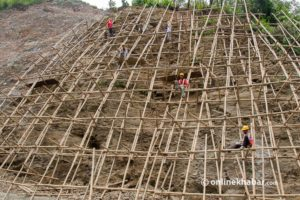 This is how civil engineers can contribute to landslide prevention in Nepal