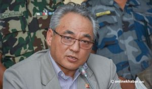 We are taking Biplav seriously: Home Minister Thapa