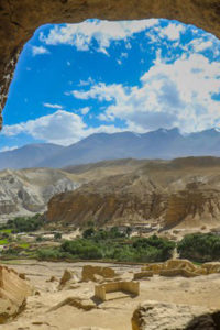 Upper Mustang: Dangerous roads lead to beautiful places