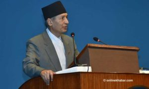 Finance Minister hopes to end poverty in Nepal within five years