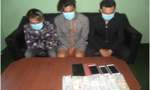 Three held from Kathmandu for World Cup betting
