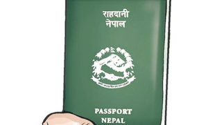 Global index ranks the strength of Nepali passports in 102nd position