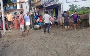 Kathmandu locals blame Dhobikhola network arch bridge for inundation