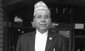 Former lawmaker Kamal Pangeni no more