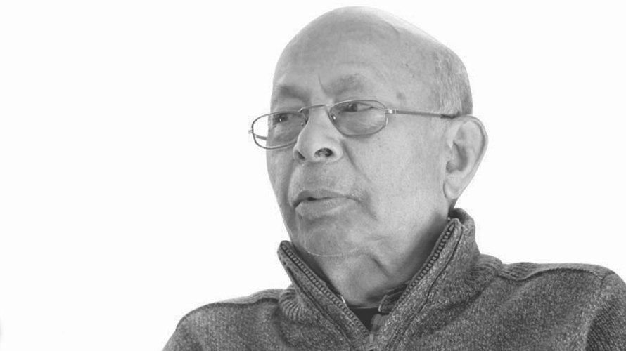 File: Former Ambassador Keshav Jha