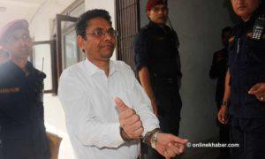 Court extends Bipalv Maoist spokesperson's remand