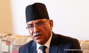 Make PM aware of his mistakes: Dahal tells pro-Oli leaders