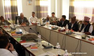 Province 5 Chief Minister urges for timely completion of national pride projects