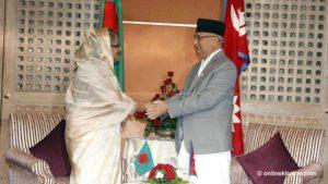 Nepal PM talking to Bangladeshi counterpart on borrowing fertilisers