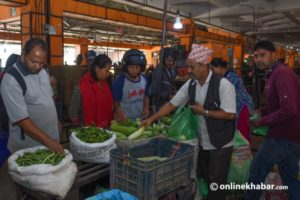 Kalimati vegetable market – OnlineKhabar