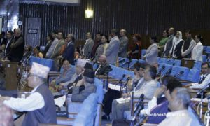 Parliament's budget session to begin next week
