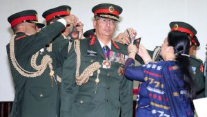New Army Chief assumes office