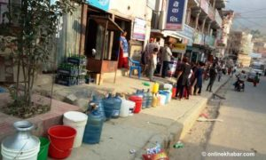 Govt providing alternatives to families with no access to drinking water in 30 min reach