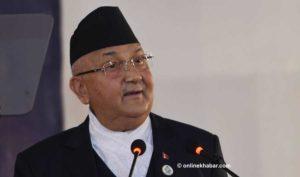 On Nepal Sambat New Year, PM Oli remembers Sakhwa's contribution
