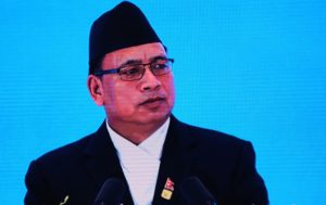 Vice President stresses development of tourism to lead Nepal to prosperity