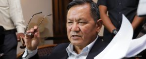 Gandaki Chief Minister Gurung contracts Covid-19