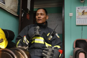 It's not only flames they fight, Kathmandu firefighters strive for work safety