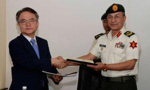 Kathmandu-Nijgadh Fast Track: Korean firm to prepare DPR in 105 days