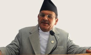 Govt says it won't hold talks with CK Raut