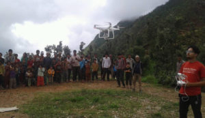 DroNepal: Young engineers' quest to use UAVs for development