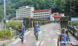 Tatopani border reopens after 10 days, Rasuwagadhi uncertain
