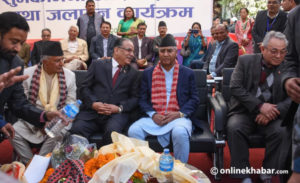 Nepali Congress cancels Dashain tea party for this year