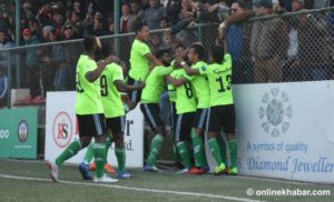 A' Division League Football: Manang clinch title with two games to spare